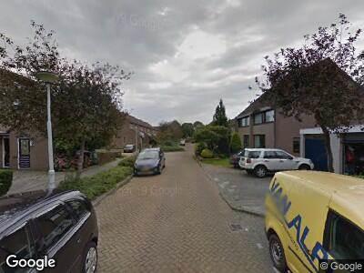 Ambulance met gepaste spoed naar Aletta Jacobsstraat in Heemskerk