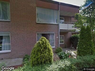Brandweer met gepaste spoed naar Berlagehof in Tilburg vanwege een liftopsluiting