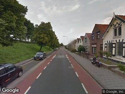 Politie met grote spoed naar Spoorstraat in Oost-Souburg vanwege letsel