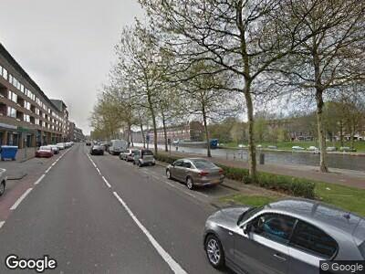 Politie naar Aelbrechtskade in Rotterdam vanwege ongeval met letsel