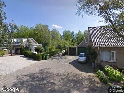 Ambulance met grote spoed naar Ericapark in Alphen aan den Rijn