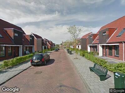 Brandweer met gepaste spoed naar Adamistraat in Appingedam