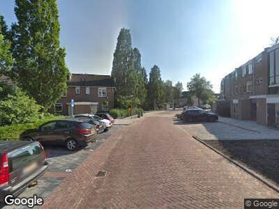 Ambulance met gepaste spoed naar Voorplecht in Amstelveen