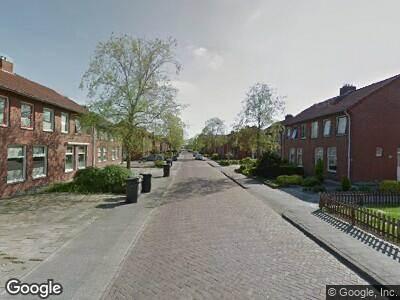 Brandweer met grote spoed naar Emmastraat in Appingedam