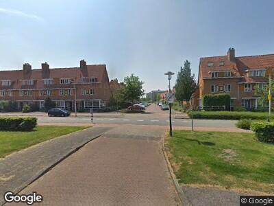Ambulance met grote spoed naar Salamander in Amstelveen vanwege brand
