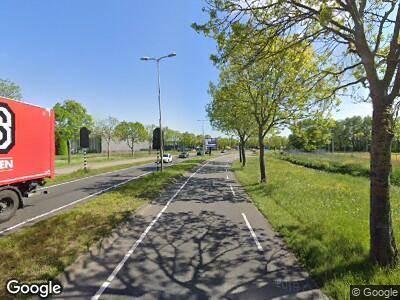 Brandweer met gepaste spoed naar Leidse Schouw in Alphen aan den Rijn vanwege een liftopsluiting