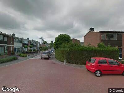 Ambulance met gepaste spoed naar Fuutstraat in Krimpen aan den IJssel