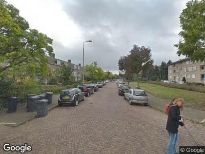 Brandweer met gepaste spoed naar Le Sage ten Broeklaan in Eindhoven