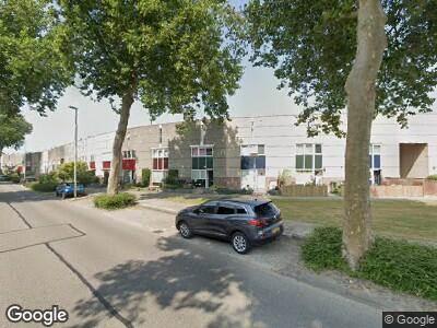 Ambulance met gepaste spoed naar Weidedreef in Zoetermeer