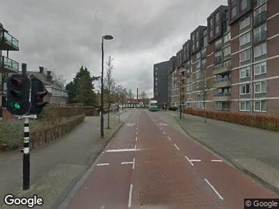 Brandweer met gepaste spoed naar Gasthuisstraat in Eindhoven