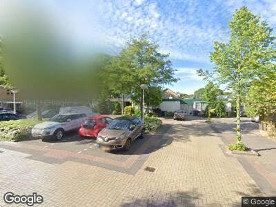 Ambulance met grote spoed naar Stromboli in Amstelveen