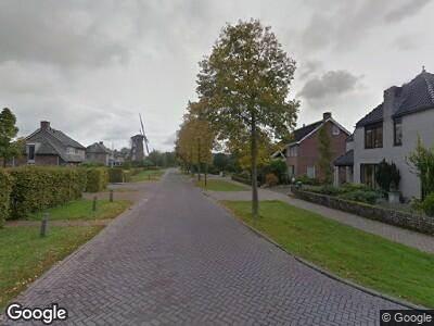 Brandweer met gepaste spoed naar Molenstraat in Lith