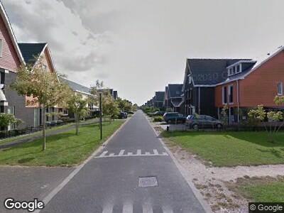 Ambulance met grote spoed naar Dijkgraaf in Zwaag