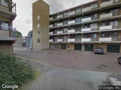Ambulance met gepaste spoed naar Newa in Amstelveen