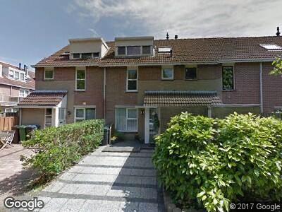 Ambulance met grote spoed naar Eenhoorn in Amstelveen