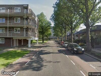 Brandweer met grote spoed naar Camera Obscuralaan in Amstelveen