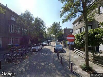 Ambulance met grote spoed naar Beetslaan in Rijswijk
