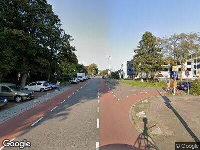 Ambulance naar Treubstraat in Rijswijk