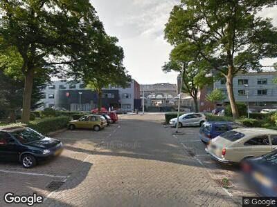 Ambulance met gepaste spoed naar Kooikerweg in Rotterdam