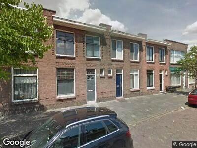 Ambulance met grote spoed naar Jacob Catsstraat in Dordrecht
