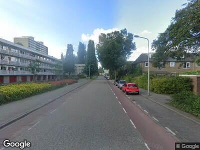 Ambulance met gepaste spoed naar Westelijk Halfrond in Amstelveen