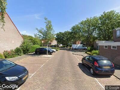 Ambulance met gepaste spoed naar Katerstraat in Amstelveen