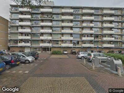 Ambulance met grote spoed naar Theems in Amstelveen