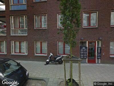 Brandweer met grote spoed naar Wagenaarstraat in Amsterdam