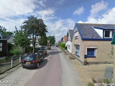 Brandweer met grote spoed naar Nieuweweg in Strijensas