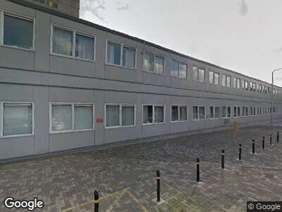 Brandweer met grote spoed naar Els Borst-Eilersplein in 's-Gravenhage vanwege brand