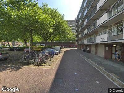 Ambulance met gepaste spoed naar Nijl in Amstelveen