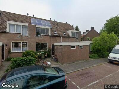Ambulance met grote spoed naar Talmastraat in Amstelveen