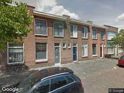 Ambulance met gepaste spoed naar Jacob Catsstraat in Dordrecht