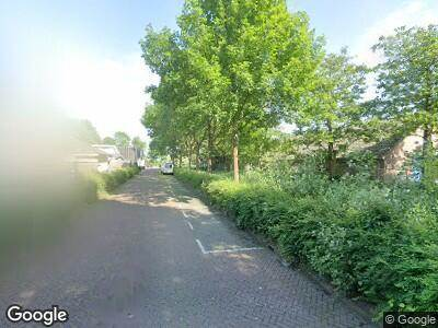 Ambulance met grote spoed naar Galjoen in Amstelveen