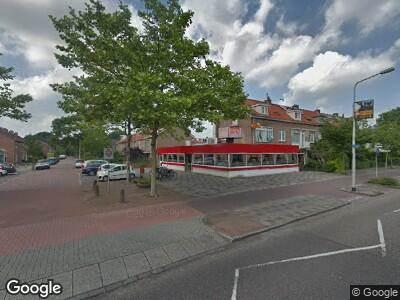 Ambulance met gepaste spoed naar Hueseplein in Amstelveen