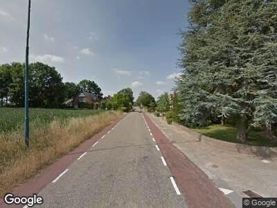 Traumahelikopter met grote spoed naar Liefkeshoek in Katwijk