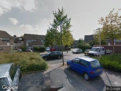 Brandweer met grote spoed naar Libellemeent in Hilversum vanwege reanimatie