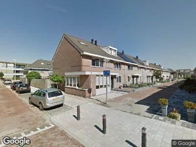 Ambulance met grote spoed naar Braziliëstraat in Alphen aan den Rijn