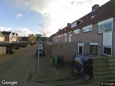 Ambulance met gepaste spoed naar Ridderspoor in Zwaag