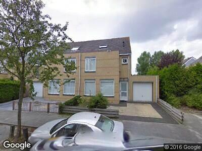 Ambulance met grote spoed naar Betsy Perklaan in Amstelveen