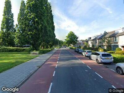 Ambulance met grote spoed naar Max Havelaarlaan in Amstelveen