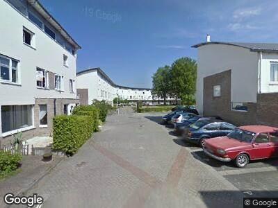 Ambulance met grote spoed naar Spuisluis in Alphen aan den Rijn