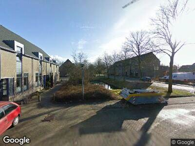 Ambulance met gepaste spoed naar Brandnetel in Zwaag vanwege brand