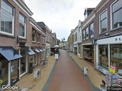 Brandweer met grote spoed naar Gasthuisstraat in Steenwijk