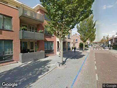 Ambulance met gepaste spoed naar Acaciastraat in Monster