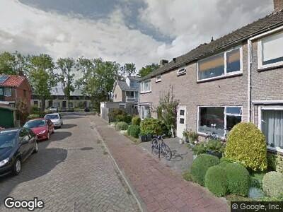 Ambulance met grote spoed naar Van den Bosstraat in Hoorn