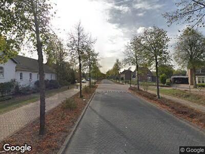 Brandweer met grote spoed naar Kloosterstraat in Ommel vanwege schoorsteenbrand