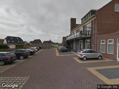 Brandweer met grote spoed naar Ambachtsschoolstraat in Uithuizen vanwege brand