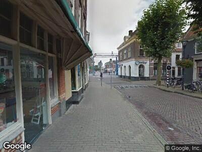 Brandweer met grote spoed naar Vispoortenplas in Zwolle