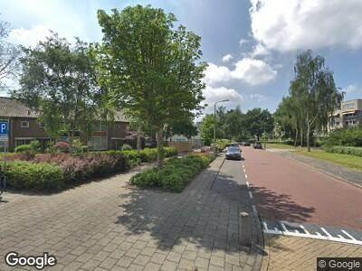 Politie met grote spoed naar Kastanjelaan in Amstelveen vanwege ongeval met letsel